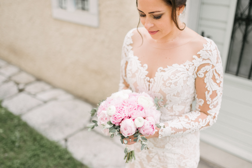 Wedding Bouquet - Neža Reisner | Wedding Photographer