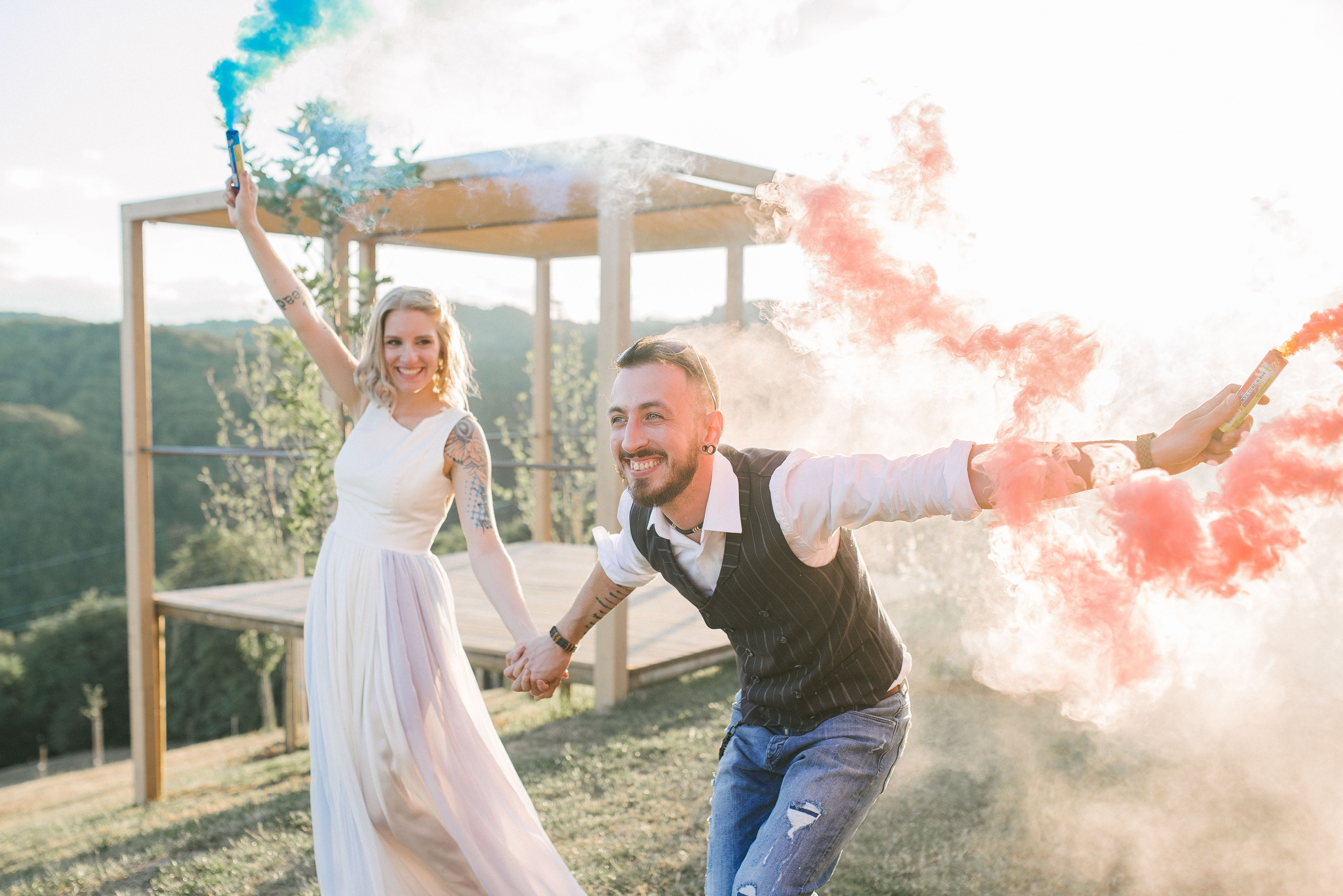 Hipster Wedding | Neža Reisner - Wedding Photographer