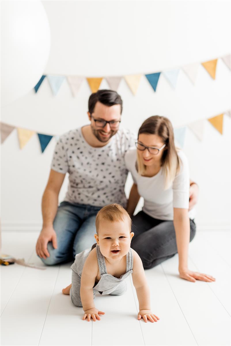 Fotografiranje za prvi rojstni dan, darilo za rojstni dan, darilo za dojenčka, darilo za 1 rojstni dan, druznski fotografiranje druzine