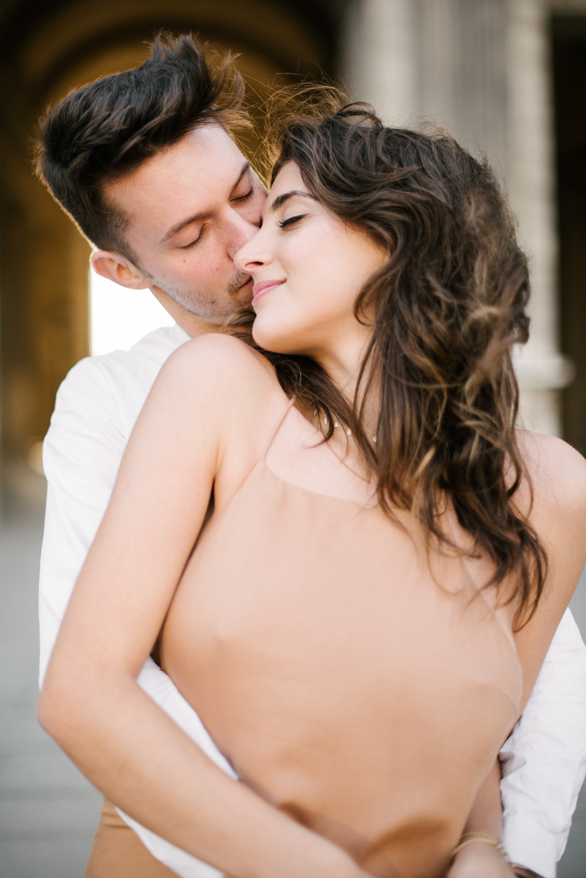 Wedding in Paris Eiffel Tower, Ana and Laurent | Neža Reisner | Wedding Photographer