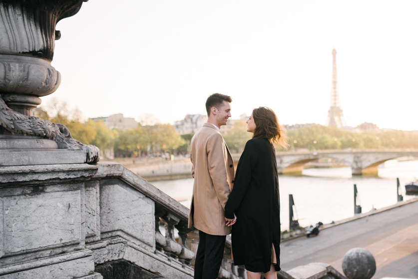 Wedding photographer Eiffel Tower, Ana and Laurent | Neža Reisner | Wedding Photography