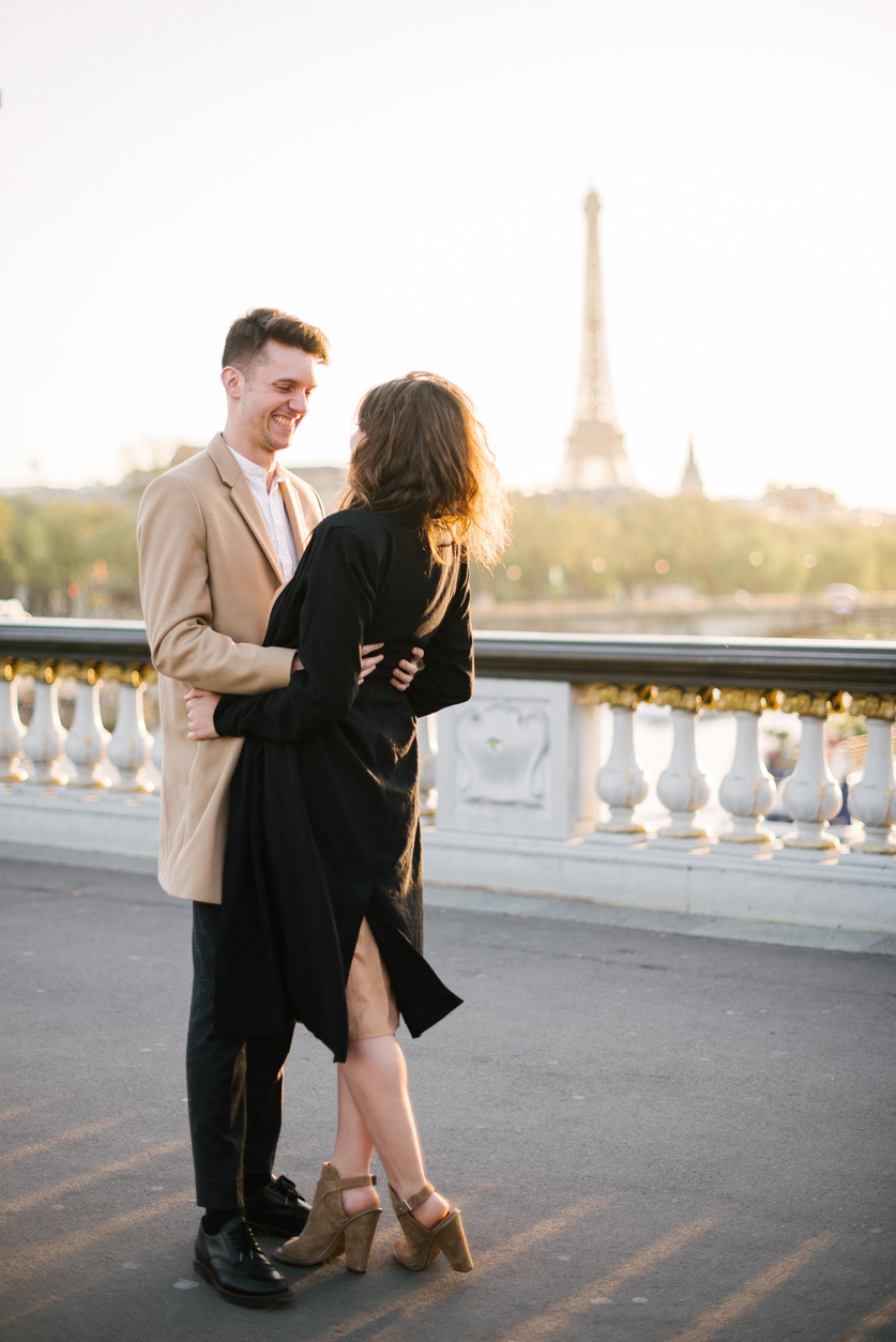 Wedding at Eiffel Tower Paris, Ana and Laurent | Neža Reisner | Wedding Photography