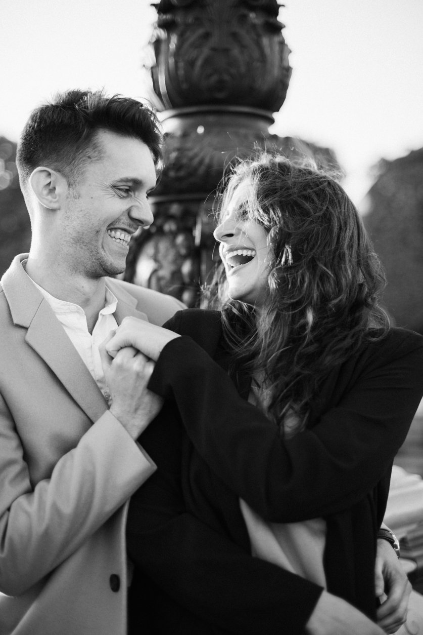 Wedding in Paris France, Ana and Laurent | Neža Reisner | Wedding Photographer
