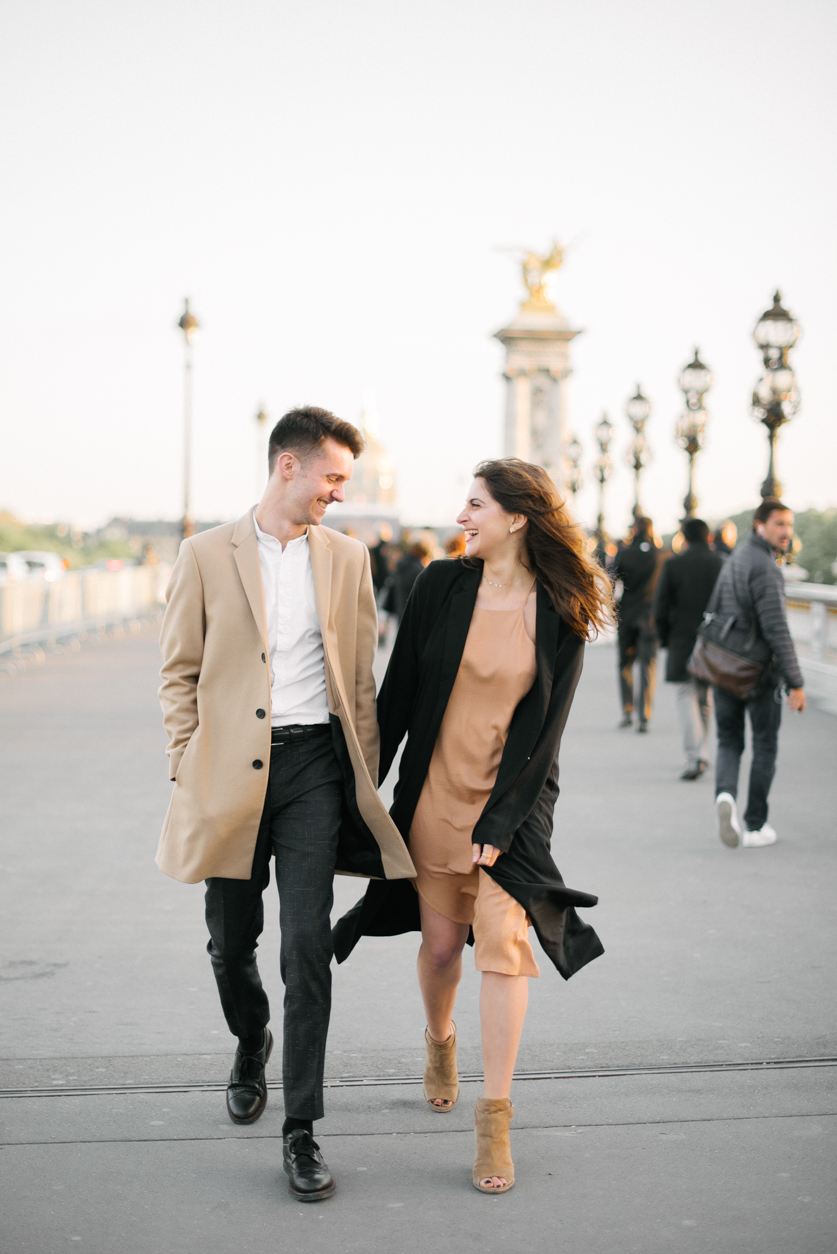 Love in Paris | Neža Reisner Wedding Photography