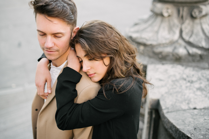 Engagement in Paris | Neža Reisner - Engagement Photographer