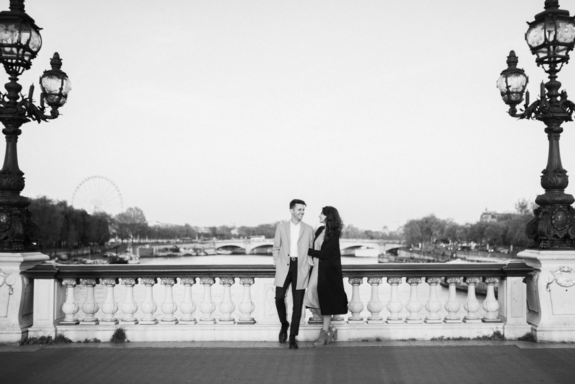 wedding photographer paris | Neža Reisner - Engagement Photography