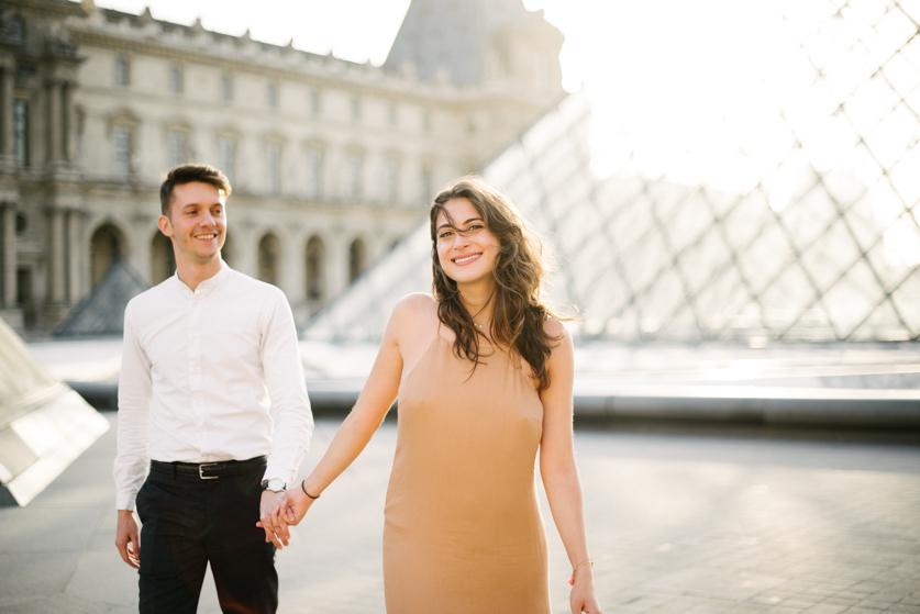 Paris - Eiffel tower | Neža Reisner - poročni fotograf