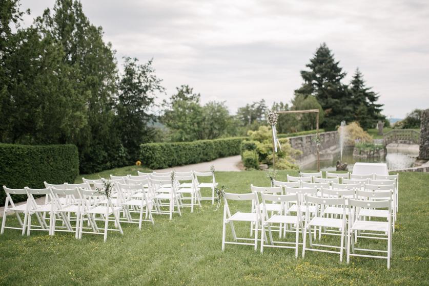 Poroka Ferrarijev vrt - Neža Reisner | Fotografiranje poroke