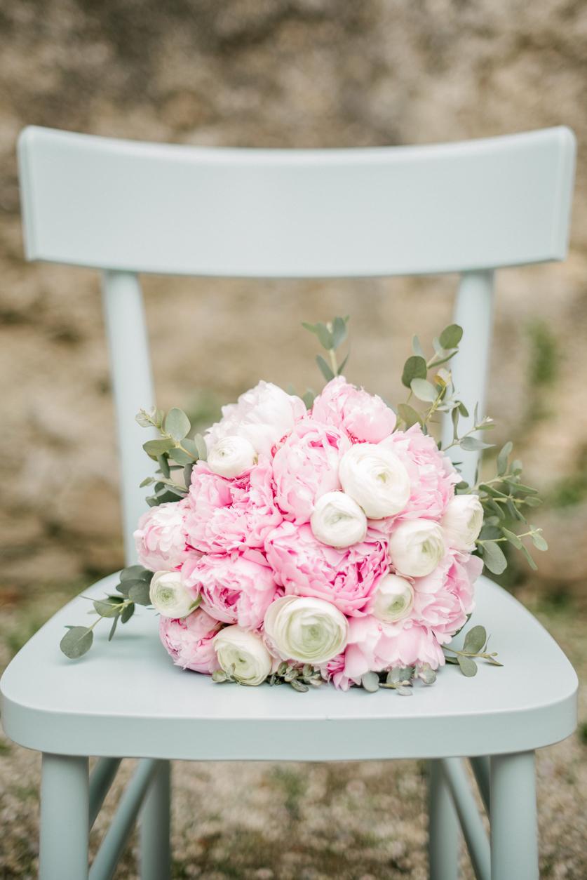Poročni šopek - Neža Reisner | Poročni fotograf