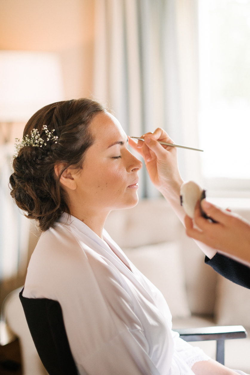 Wedding Makeup- Neža Reisner | Wedding Photographer