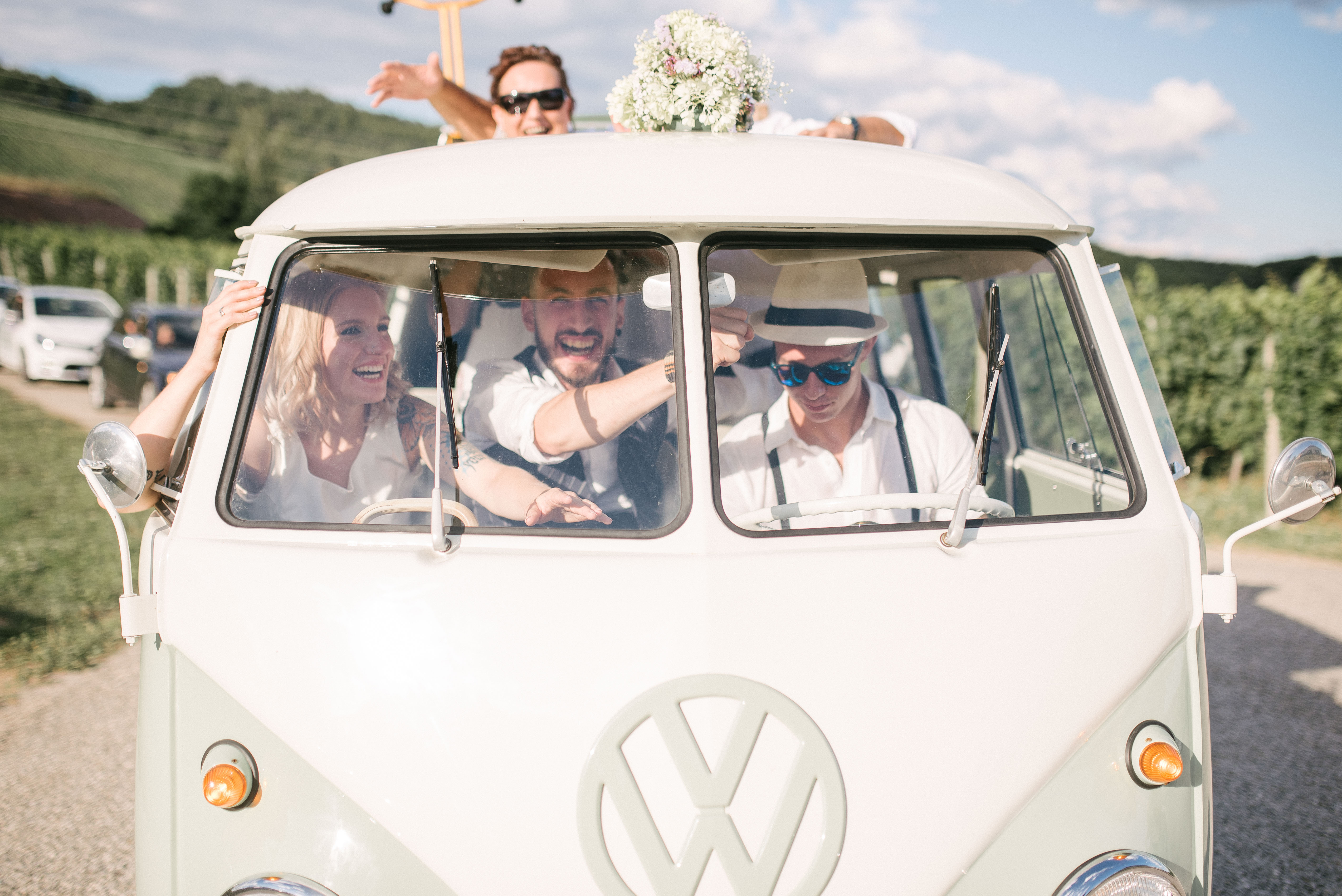 Fotografiranje poroke - Tri lučke | Neža Reisner - Poročni fotograf