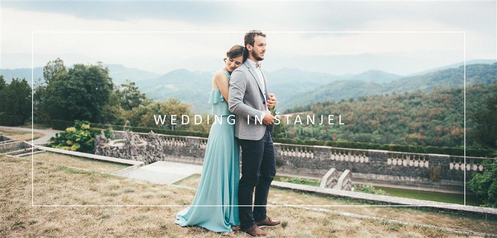 Fotografiranje porok - Neža Reisner | Poročna fotografija