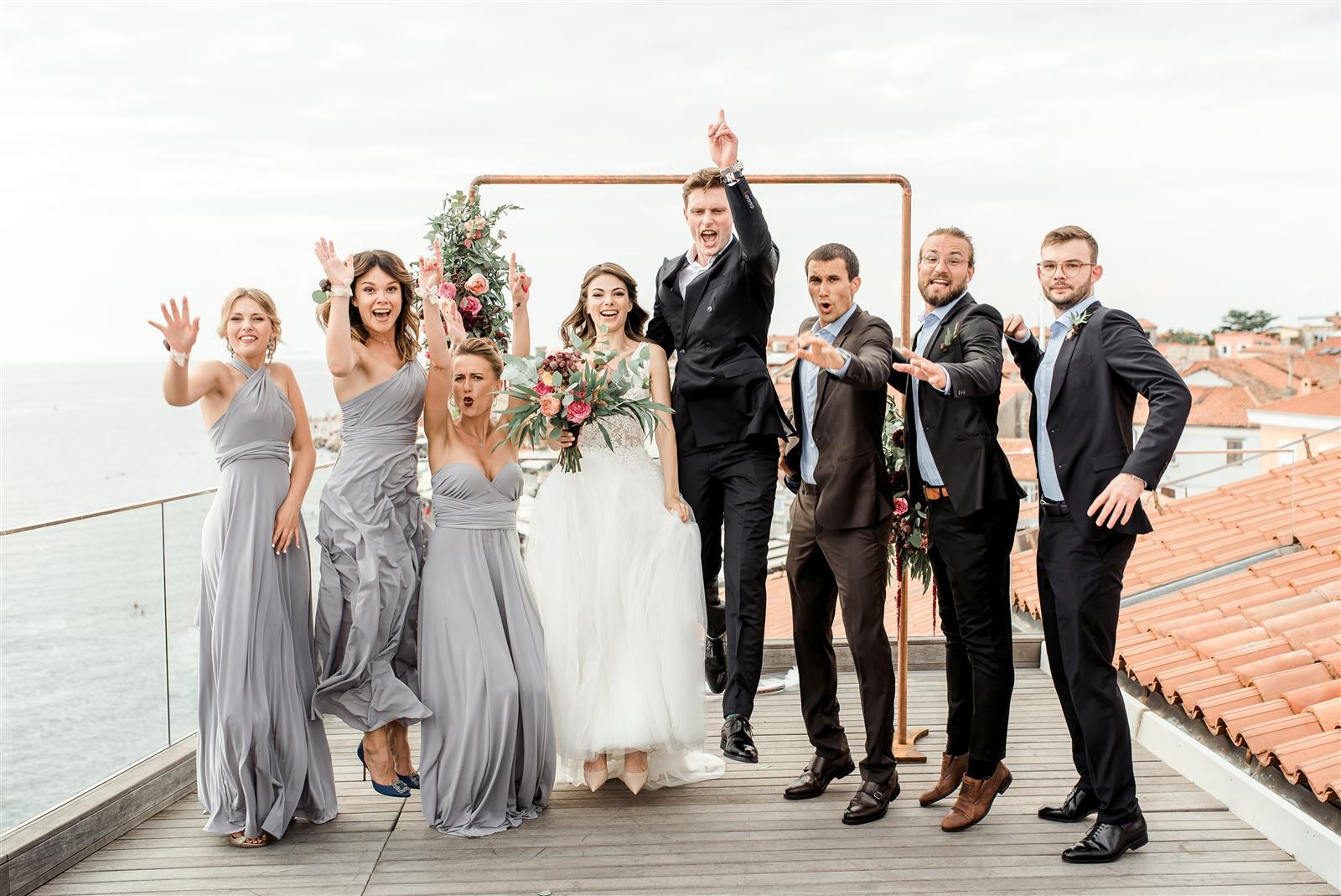 Wedding in Piran - Sofya & Stepan