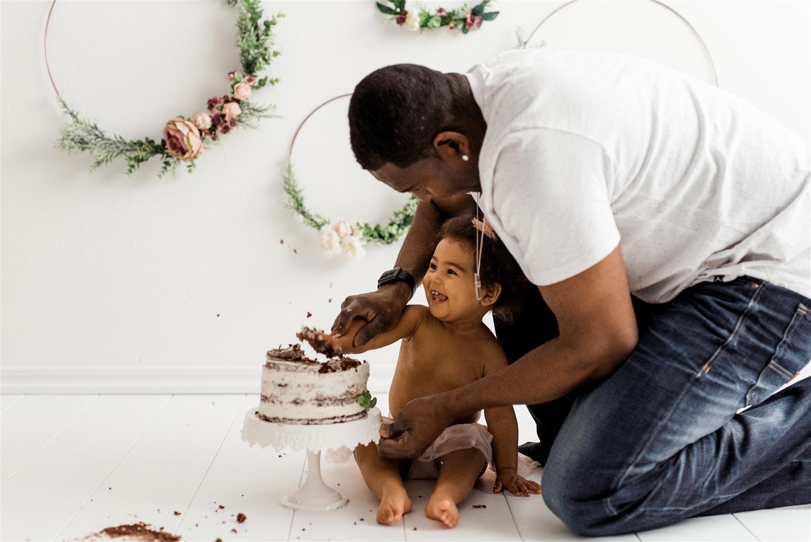 Cake Smash Fotografiranje | Neža Reisner Photography - fotografiranje otrok, dojenčkov, fotografiranje s torto
