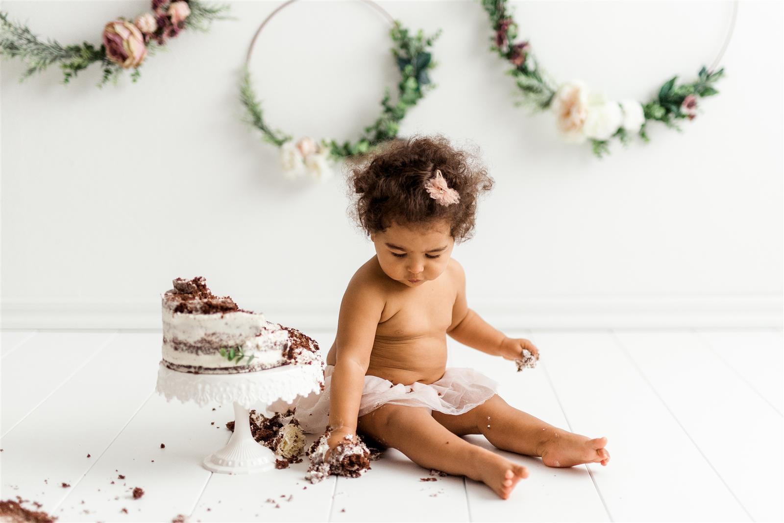Cake Smash Fotografiranje | Neža Reisner Photography - fotografiranje otrok, dojenčkov, fotografiranje za rojstni dan